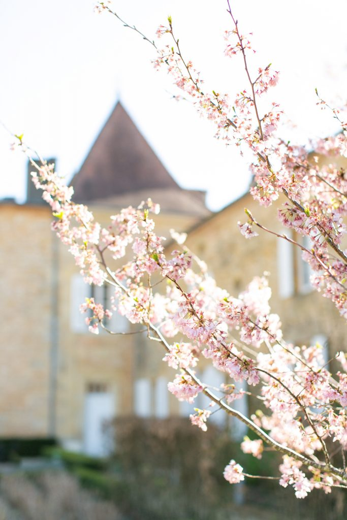 French-chateau-Dordogne-spring-wedding