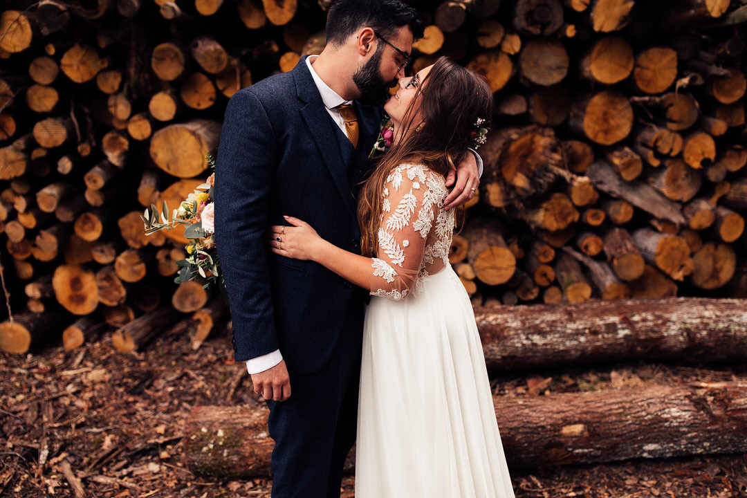 french-bride-groom-portraits-woodpile