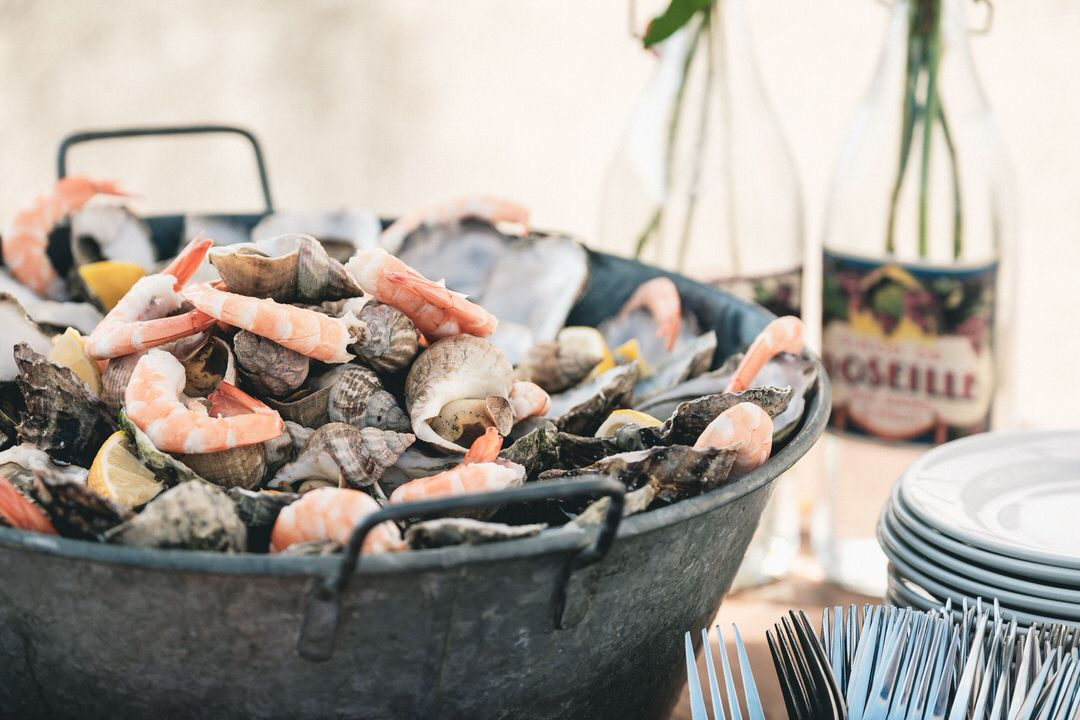 wedding-catering-seafood-the-castelnau
