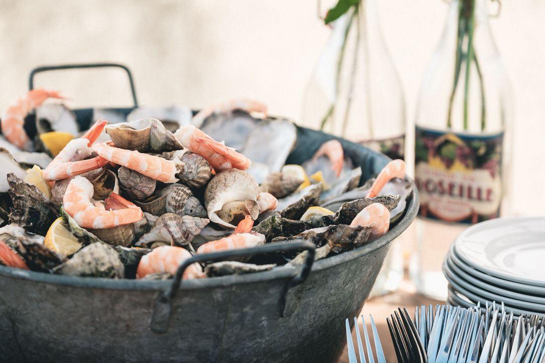wedding-catering-seafood-the-castelnau